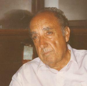 D. Manuel Díaz Rijo, en 1995