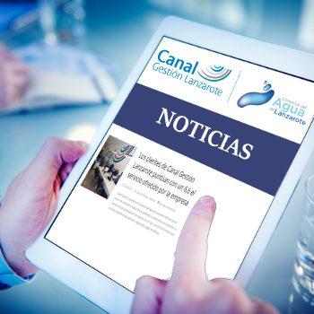 Noticias Canal Gestión Lanzarote